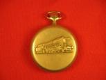 Pocket Watch With The lokomotive