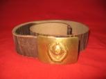 Soviet MVD Department (Militsia) belt, Private model.