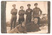 Солдаты 23 Низовского полка РИА
