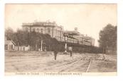 Dvinsk, St.Petrburg-Varshavas railway station