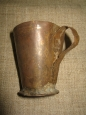 WW 2 Self Made Red Army Cup (Trench Art)