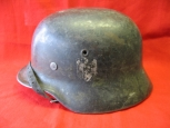 German Steel Helmet M40 Model