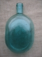 WWII Soviet Glass Flask