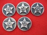 NKVD Uniform Buttons (Big Size)
