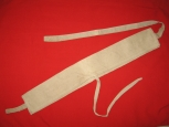 WWII Red Army (PKKA) Canvas Bandolier. Mint. Stamped 1942.