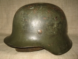 German M42 Steel Helmet HKP66
