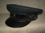 Vintage Soviet Rail Road Servise Visor Hat
