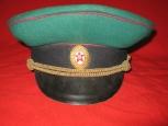 Border Guards Officers Visor Hat, KGB Department Of USSR