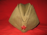 Soviet Army Side Cap,  Model 35