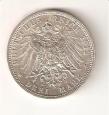 3 Marks, 1912 Germany