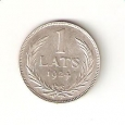 1 Lat. Latvia, 1924