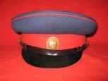 Militia Visor Hat, Private Rank, Model 1947