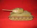 Т-34 Легендарный танк WW2